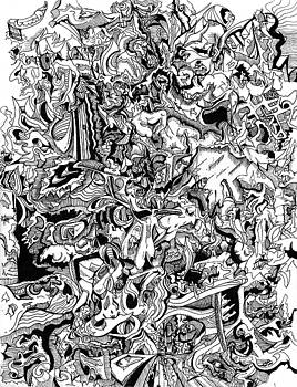 Joe Michelli - Psychedelic Drawing