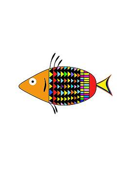 Bill Owen - psychedelic fish