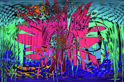 Psychedelic by Rick Thiemke