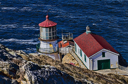 Bruce Bottomley - Pt Reyes Lighthouse