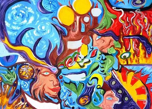 Ptah by Alfredo Dane Llana