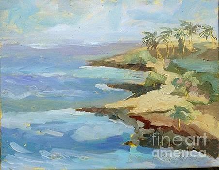 Pualani Bay by Diane Renchler