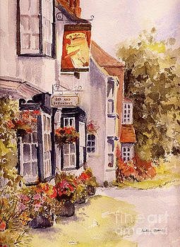 Pub In Winchelsea by Beatrice Cloake