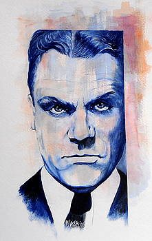 Public Enemy - Jimmy Cagney by William Walts