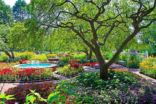 Public Gardens by John Ellis