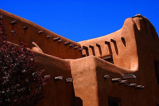 Susanne Van Hulst - Pueblo Revival Style Architecture in Santa Fe