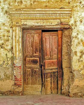 Puerta Vieja by Winnie Chrzanowski