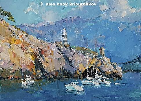 Puerto de Soller VIII by Alex Hook Krioutchkov