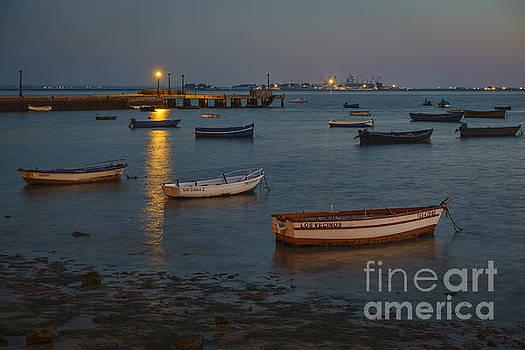 Puerto Real's Fishing Port Cadiz Spain by Pablo Avanzini