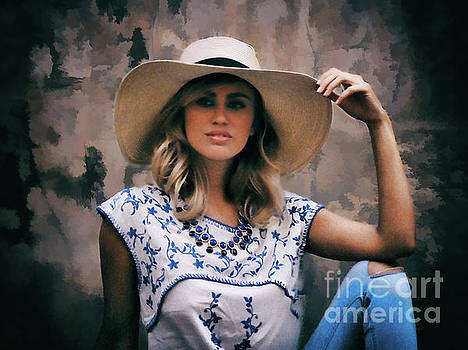 Puerto Rican Beauty by Mariola Bitner