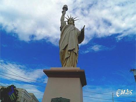 Puerto Rico's Lady of Liberty by Aixa Olivo