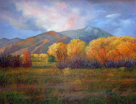 Puesta del Sol by Donna Clair