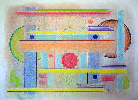 Pulleys by J R Seymour