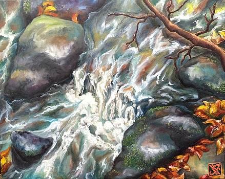 Pulliam Creek by Julie Ross