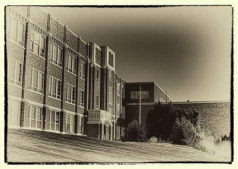 David Patterson - Pullman High School - Vintage Look
