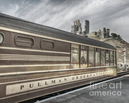 Pullman Observation Car by Linsey Williams