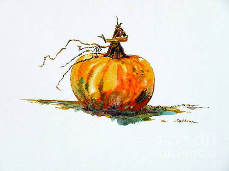 Pumpkin by Cheryl Emerson Adams