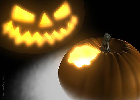 Pumpkin by Jules Gompertz