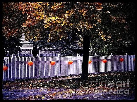 Frank J Casella - Pumpkin Passage