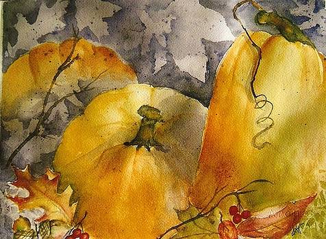 Pumpkin Patch by Karen Frye