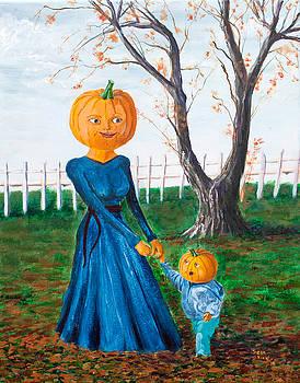 Pumpkin People by Sean Koziel