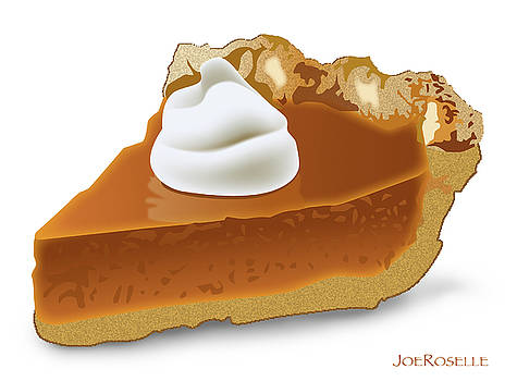 Pumpkin Pie by Joe Roselle