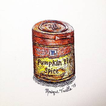 Pumpkin Pie Spice by Monique Faella