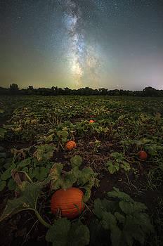 Pumpkin Space  by Aaron J Groen