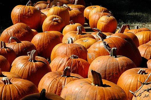 Teresa Blanton - Pumpkin Stack