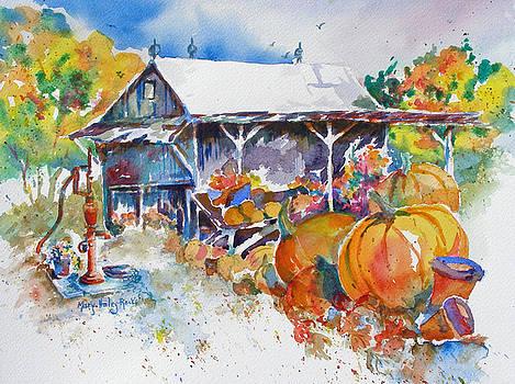 Pumpkin Time by Mary Haley-Rocks