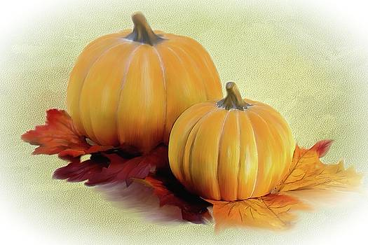 Pumpkin Time by Mary Timman