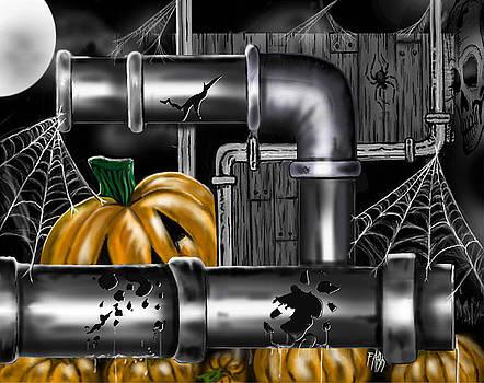 PumpkinPipes2 by Steve Farr