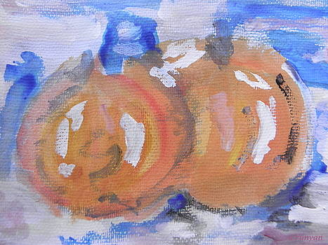 Pumpkins by Angie Runyan