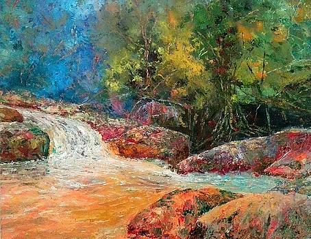 Puncak Janing Waterfalls by Saadon Bin Saad