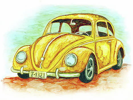 Punch Buggy by Jennifer Allison