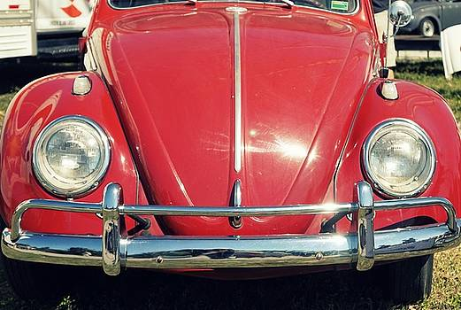 Punch Buggy Red by Laurie Perry