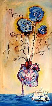 Punctured Heart by Jenna Fournier