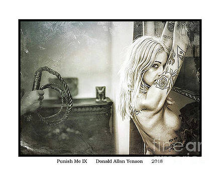 Punish Me IX by Donald Yenson