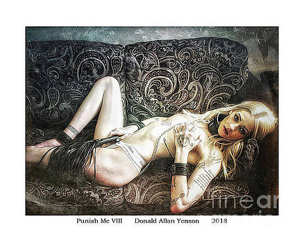 Punish Me VIII by Donald Yenson