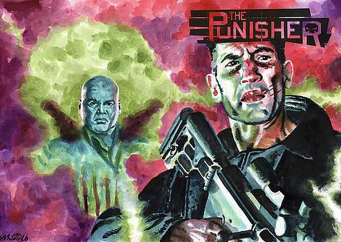 Punisher by Ken Meyer jr