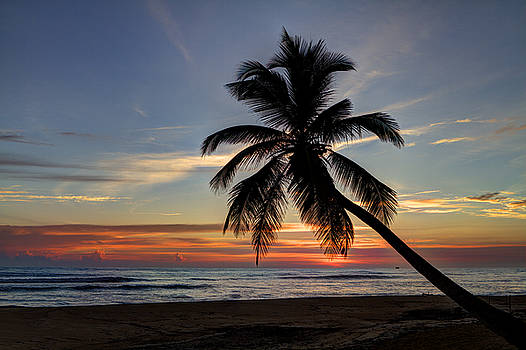 Punta Cana Sunrise   01 By Don Valentine