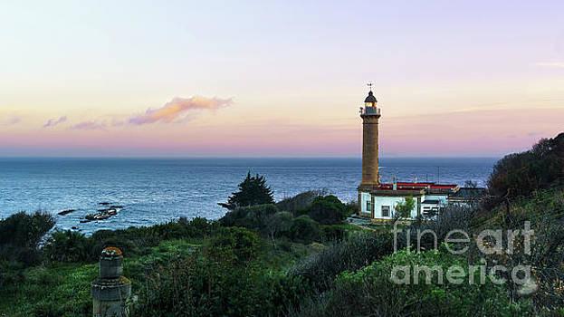 Punta Carnero Lighthouse by Pablo Avanzini