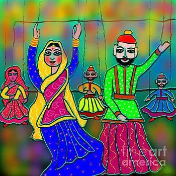 Puppets by Latha Gokuldas Panicker