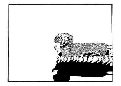 Puppies by Anastassia Neislotova