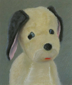 Puppy by Amy Tennant