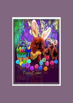 Puppy Easter by Kara English