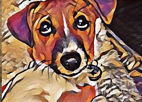 Puppy Eyes by Holly Martinson