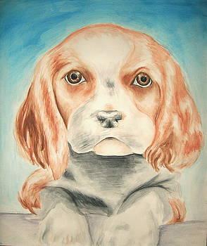 Puppy Love by Ashley Warbritton
