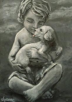 Puppy Love by Dyanne Parker