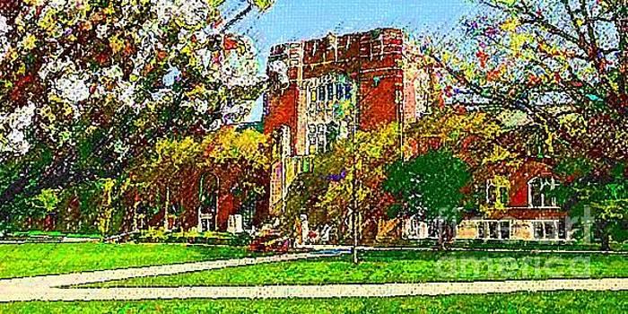 Purdue University by DJ Fessenden